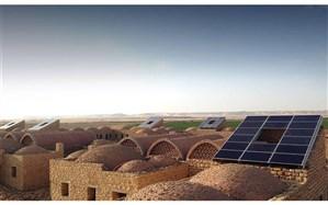 مناطق محروم کشور از ظرفیت بالاتری در جذب انرژی خورشید بهرهمندند