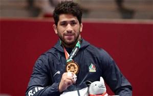 حسین نوری: رنگ مدال المپیک بهترین رنگ است