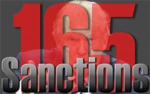 فهرست 165 نوع تحریم ترامپ علیه ایران؛ جنگ است و انکار میکنند