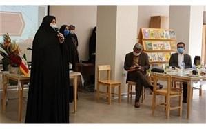 برگزاری نشست ویژه مدیران مدارس هیات امنایی منطقه1
