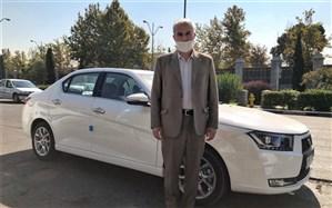 خودروی دناپلاس یک نماینده مجلس برای ساخت مدرسه اهدا شد