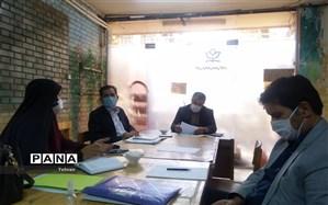 شورای برنامه ریزی کانون های فرهنگی تربیتی منطقه 17برگزار شد