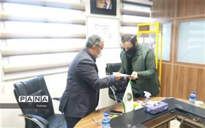 امضای تفاهم نامه فرهنگی آموزش و پرورش منطقه17 با فرهنگسرای سردار شهید سلیمانی