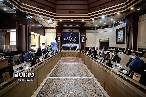 جلسه شورای آموزش و پرورش در استانداری