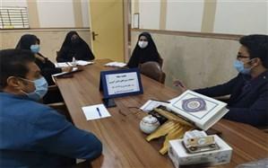 جلسه ستاد انتخابات شورای دانشآموزی در شهرری