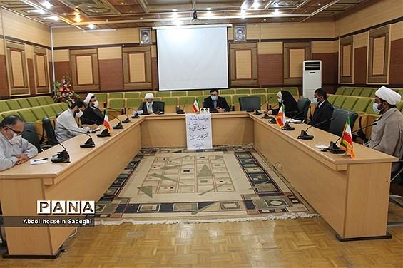 جلسه کمیته تبلیغات و اطلاع رسانی ششمین اجلاس استانی نماز بوشهر