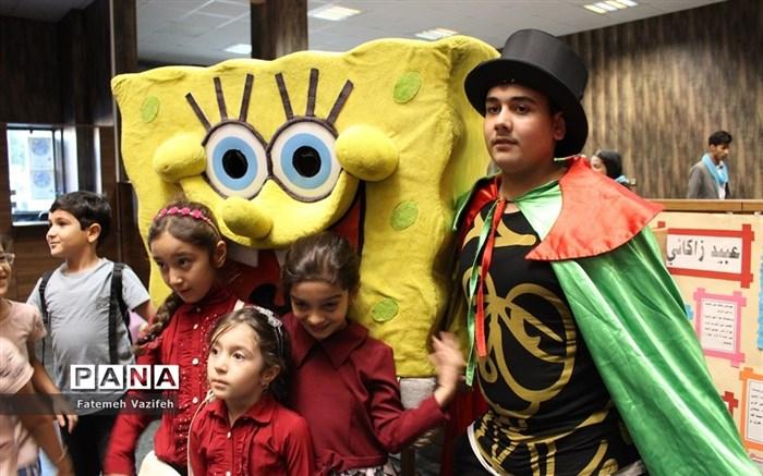اختتامیه جشنواره فیلم کودک و نوجوان درپردیس سینمایی فجرشهرداری اسلامشهر