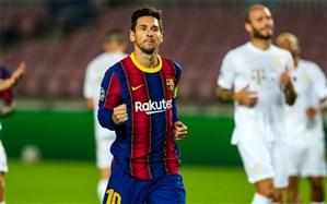 تاریخسازیهای لیونل مسی ادامه دارد؛ فوق ستاره رکورددار فوتبال اروپا شد