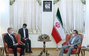 رایزنی واعظی با سفیر آلمان درباره برجام و بحرانهای خاورمیانه