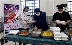 کسب رتبه اول کشور در طرحهای اطعام و احسان حسینی استان فارس