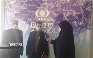 جلسه هم اندیشی  مدیر سازمان دانش آموزی کرمانشاه با رییس اداره آموزش و پرورش کنگاور