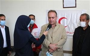 فعالیت بیش از 100 خانه هلال در استان زنجان