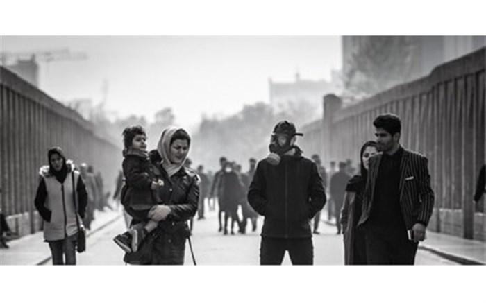 ۱۲ درصد مرگ و میر در اصفهان منتسب به آلودگی هوا است