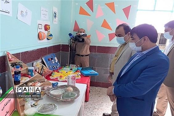 افتتاحیه پروژه ملی (کوچ) شهرستان دشتستان