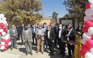 """اعزام کاروان تجهیزات ورزشی به مدارس سراسر فارس با شعار """" مهر با نشاط """""""