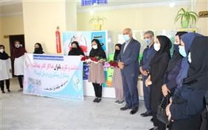 مراسم تجلیل از کادر بهداشت و درمان شهر سعدآباد
