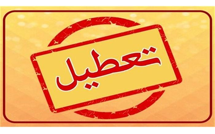 تمدید تعطیلی مدارس استان همدان به مدت یک هفته از روز شنبه