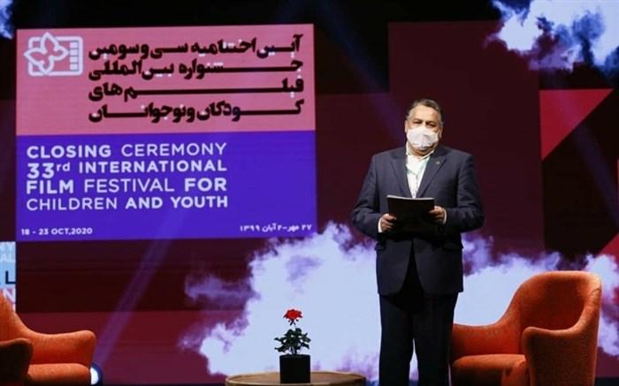 علیرضا تابش: پایان جشنواره کودک، نقطه عطف و افتتاحیه مسیری جدید است