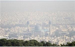 آلودگی هوا همچنان گریبانگیر اصفهان است