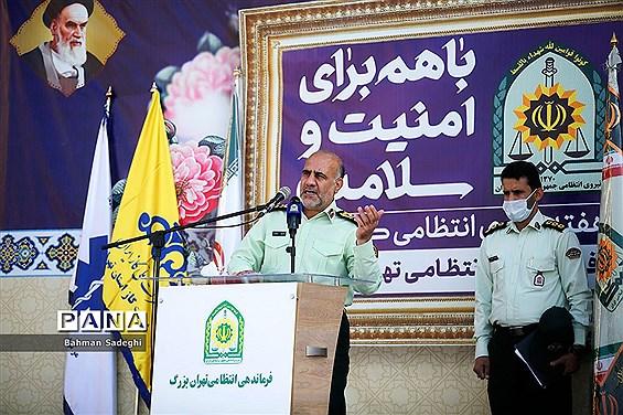 دستگیری 146 نفر اراذل و اوباش در پایتخت