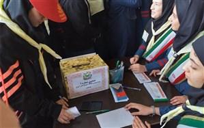 برگزاری انتخابات شورای دانش آموزی مدارس شهرستان ملارد