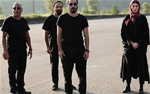 عکسی جالب که نوید محمدزاده از سریال «قورباغه» در اینستاگرام منتشر کرد