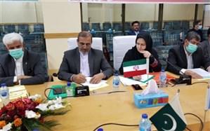 تفاهمنامه توسعه تجاری بین ایران و پاکستان امضا شد