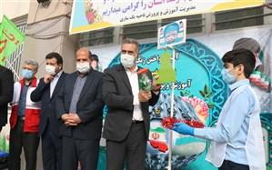زنگ پدافند غیرعامل در مدارس مازندران به صدا درآمد