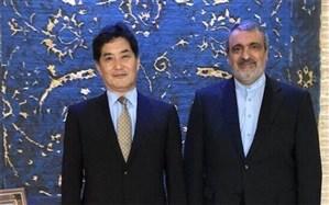 سفیر جدید ژاپن در تهران مشخص شد