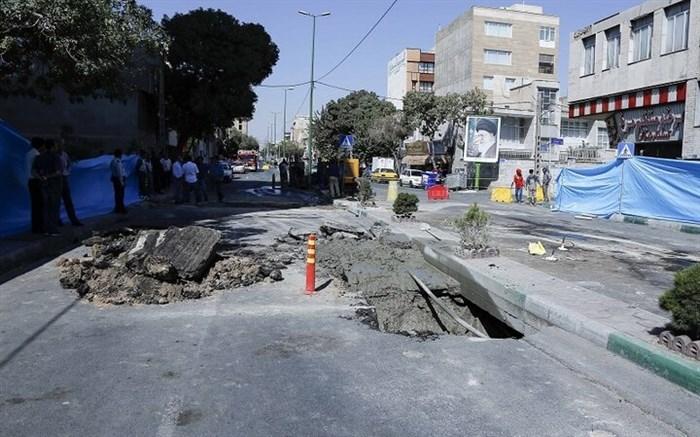 رمزگشایی از فروچالههای سریالی در پایتخت