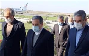معاون وزیر امور خارجه از مناطق مرزی استان اردبیل بازدید کرد