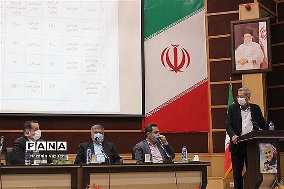 شورای برنامهریزی، توسعه و اقتصاد مقاومتی شهرستان اسلامشهر