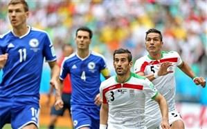 رسمی؛ برگزاری دیدار دوستانه ایران و بوسنی قطعی شد