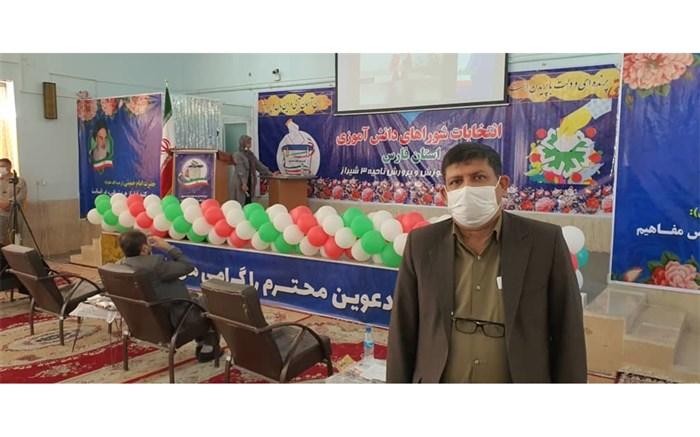 بانشی انتخابات