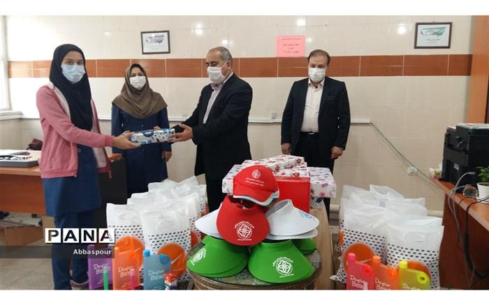 برگزیدگان کشوری کمپین سفیران سلامت تجلیل شدند