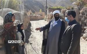 بررسی وضعیت تحصیلی و شرایط زندگی دانش آموزان روستاهای محروم راور کرمان توسط آموزش و پرورش و کمیته امداد منطقه