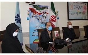 بیست و سومین دوره انتخابات شورای دانش آموزی مدارس استان برگزار شد
