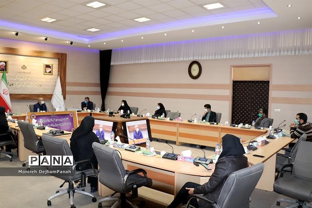 نشست خبری  مدیرکل آموزش و پرورش  آذربایجان شرقی
