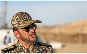 امنیت آسمان ایران، خط قرمز پدافند هوایی ارتش است