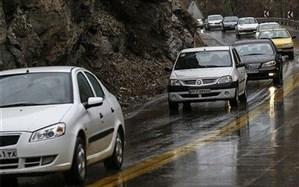 اعلام محدودیت های ترافیکی در جاده های مازندران