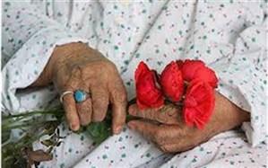 دیدار و دلجویی عاطفی از ۶۳۰ سالمند تحت حمایت کمیته امداد استان زنجان