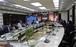 اولین جلسه عمومی شورای پرورشی ، معاونت پرورشی و فرهنگی اداره کل آموزش و پرورش استان بوشهر برگزار شد