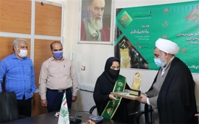 دانش آموز دشتیاتی برنده جایزه نوبل ایرانی شد