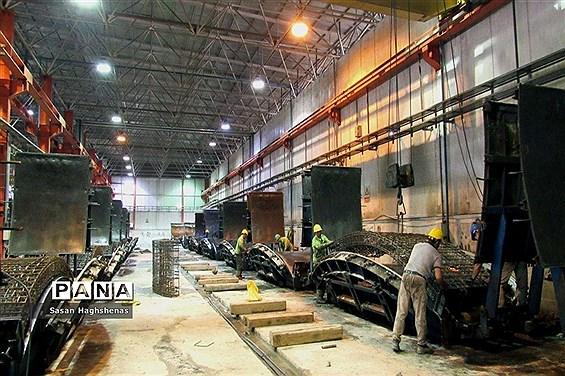 مراحل اجرایی روند پیشرفت پروژه مترو اسلامشهر
