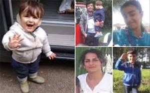 بازداشت یک ایرانی در حادثه غرق شدن خانواده ایران نژاد