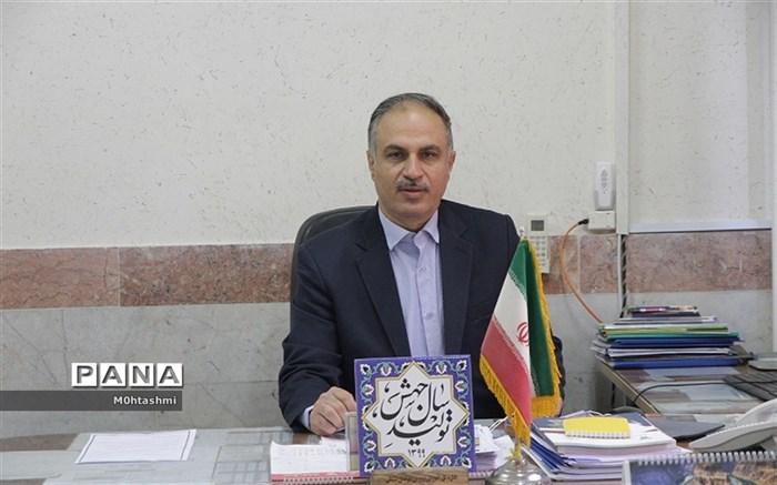 «اسماعیل محمد دوست » به سمت مدیریت منابع انسانی و امور اداری آموزش و پرورش استان خراسان شمالی منصوب شد