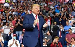 ترامپ: وضعیت خوبی برای پیروزی در انتخابات دارم