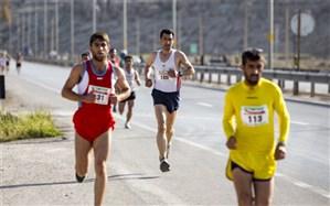 مشهد میزبان مسابقات بینالمللی دو ماراتن شد