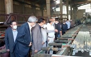 اشتغالزایی ۹۰۰ نفر در یک کارخانه با همت ایثارگر اقتصادی