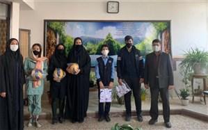 معرفی برندگان مسابقه دانش ورزشی در شهرقدس